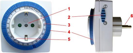 таймер механический Expert инструкция - фото 9