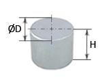 Магниты диски размеры